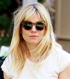 Stylish sunglasses have different and unique shades. Sunglasses give you a stylish and unique look and its also protect your eyes from harmful rays. Celebrity Sunglasses, Stylish Sunglasses, Shady Lady, Beautiful Long Hair, Celebs, Celebrities, Great Hair, New Hair, Hair Inspiration