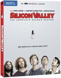 Silicon Valley: The Complete Second Season Blu-ray Review