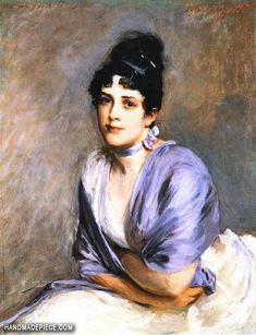 Mrs. Frank Millet