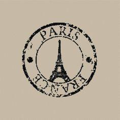 Download immediato, spedizione gratuita, Cross stitch, Crossstitch PDF/JPEG, vintage Tour Eiffel timbra, modello di cuscino punto croce, zxxc0369