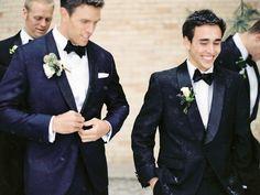 Wedding Tuxedo James Bond | Maxwell | Simply Elegant | Charlotte, NC | ELLE | alastingimpressiontux.com