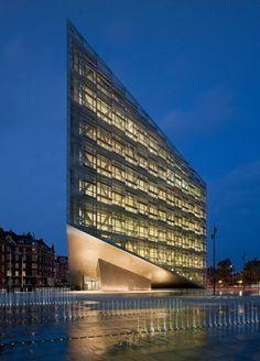 The Crystal | Schmidt/Hammer/Lassen architects