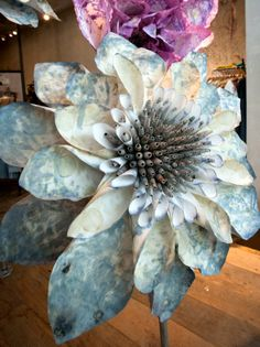 anthropologie paper flowers - Google Search