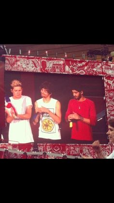 The boys- Paris (6/20/14)