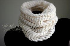 """The Linda"" Crochet Cowl"