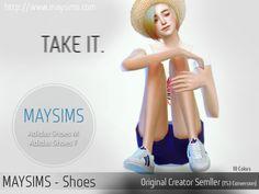 Mayims: Sims 4 Items - May_TS4_Adidas