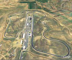 Thunderhill Park Raceway CA