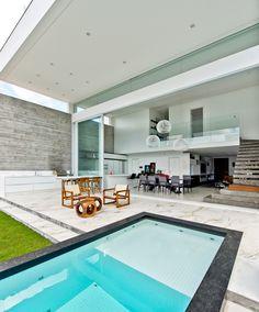 _DSC6684 Loft, Mansions, House Styles, Portobello, Outdoor Decor, Home Decor, Residential Architecture, Dark Flooring, Marble Floor