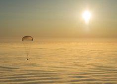 우주인이 지구로 돌아오는 길 -테크홀릭 http://techholic.co.kr/archives/30538