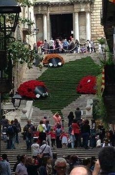 'Girona temps de flors' vist pels lectors