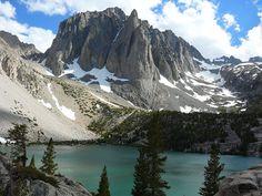 The Palisades and Big Pine Lakes