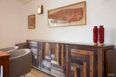House in Porto II, Sideboard | Photo by: Francisco Rivotti | Porto | Skike Design