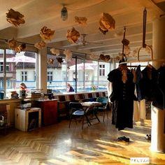 Natálie Steklová shop&café  Jungmannovo náměstí 17