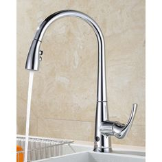 You'll love the Touchless Single Handle Deck Mounted Kitchen Faucet at Wayfair - Great Deals on all Home Improvement  products with Free Shipping on most stuff, even the big stuff.