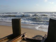 One of my favorite vacation places in all the world - OBX, NC.