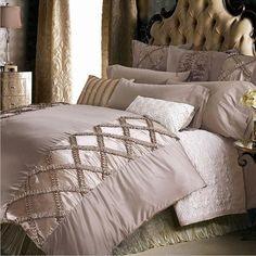 rose shaped luxury wedding bedding set king size luxury bedding setsking size bedding setsflat sheetsbed sheetssatin cover