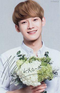 Chen ♡ #EXO