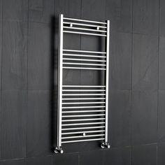 Kudox Chrome Curved Heated Towel Radiator Rail 1200 x Central Heating Bathroom Towel Radiators, Bathroom Towel Rails, Roof Insulation, Solid Brick, Hudson Reed, Double Vitrage, Window Types, Towel Warmer, Heated Towel Rail