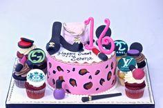 Sweet 16 Cakes | Patisserie Tillemont | Montreal - Sabrina's Accessories