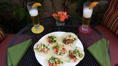 Soft tacos at home