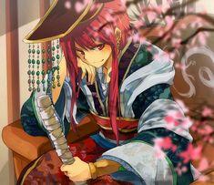 Tags: Nuriko-kun, MAGI: The Labyrinth of Magic, Ren Kouha