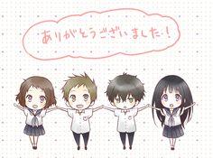 Hyouka   Kyoto Animation   Yonezawa Honobu / 「氷菓ログ5」/「Rito」の漫画 [pixiv] [29]