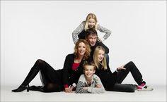 Familiefoto l Henk van Kooten Fotografie – portfolio Portret familie