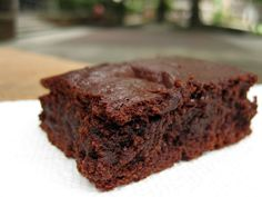 paleo brownie recipe