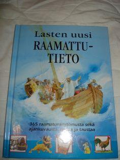Lasten uusi Raamattutieto 3 euroa