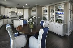 Fallon Ridge at Positano, a KB Home Community in Dublin, CA (Bay Area) Kitchen Dining Combo, Kitchen Ideas, South Bay Area, Kb Homes, Selling Real Estate, New Homes For Sale, Positano, Dublin, Floor Plans