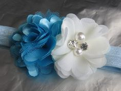 Shades of Blue by Liza Carruthers on Etsy