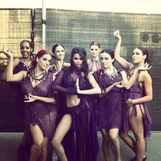 Selena Gomez performing 'Come & Get It' on Dancing With The Stars.