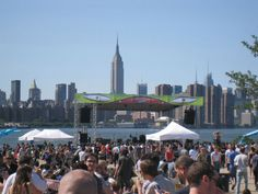 The Williamsburg Waterfront Concerts
