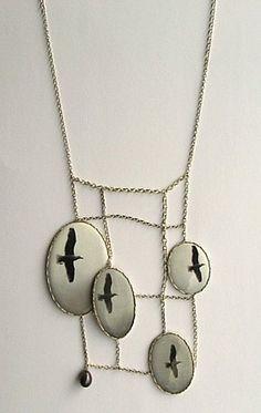 necklace - Bettina Speckner