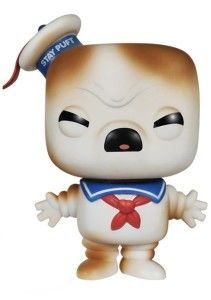 Funko POP Movies: Toasted Stay Puft Marshmallow Man Figure This guy is awesome! He's larger than other Funko Pop figures and the detail is great. Another great addition to your Ghostbusters Pop Vinyl collection. http://awsomegadgetsandtoysforgirlsandboys.com/funko-pop-marvel/ Funko POP Movies: Toasted Stay Puft Marshmallow Man Figure