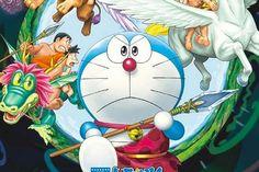 """O filme """"Doraemon Movie 36: Shin Nobita no Nippon Tanjou"""" foi o mais vendido na semana passada tanto em Blu-ray como em DVD no mercado japonês."""