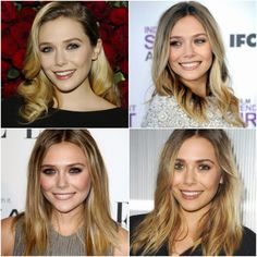 Beauty Crush: Elizabeth Olsen by Jenna Suth on SheSaidBeauty