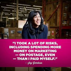 """You know you have to make sacrifices to grow your small business (or to even get it off the ground!) but what does that mean exactly? Joy explains how she grew PostcardMania from a fledgling startup into a $49 million enterprise  the good the bad and the ugly! To read it click the link in our bio and search for """"the real story."""" #marketing #marketingstrategy #marketingtip #marketingtips #marketingplan #smallbusinessmarketing #marketingadvice #smallbusiness #smallbusinessowner #businessowner… Small Business Marketing, Marketing Plan, I Pay, Business Advice, Take That, Work Success, Competitor Analysis, Search, Joy"""