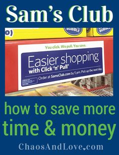 Sam's Club has awesome things year round + all the staples AND some fabulous services you may not know about. #trysamsclub #cbias #shop