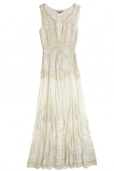 Orlyn Hand Embellished Gown    Calypso St. Barth