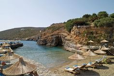 favourite cove somewhere in the minoan med