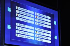 SPORTS And More: @UEFA @CL @UCL @FCPorto draw  @Chelsea, @FCDynamoK...