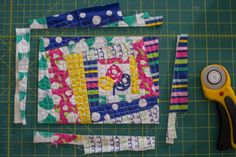 How to make QAYG fabric - for totally cute projects! — SewCanShe   Free Daily Sewing Tutorials