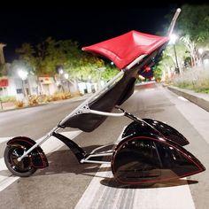 Rodder Kustom Series Stroller