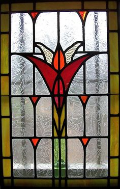 Pin by Linda Sajan on Stained Stained Glass Door, Stained Glass Flowers, Stained Glass Designs, Stained Glass Panels, Stained Glass Projects, Stained Glass Patterns, Leaded Glass, Mosaic Glass, Art Nouveau