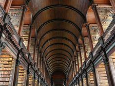 Las mejores bibliotecas de alrededor del mundo - Trinidad Biblioteca