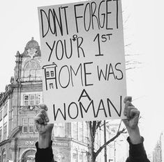 Send us your Image and reason for being a Feminist to get Featured in a Post. Feminist Quotes, Feminist Art, The Words, Protest Signs, Women Rights, Womens Rights Feminism, Power To The People, Powerful Women, Women Empowerment