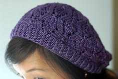 Ballard Hat, free on Ravelry! By Felicia Lo