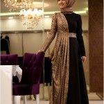 2015 Tesettür Abiye Elbiseler   Modatarz.Net - Tarzını yansıt