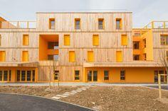 Casa de Repouso Morangis / VOUS ETES ICI Architectes